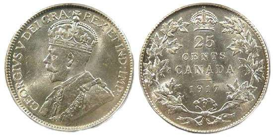 2011 Canada 5 Cents Specimen From Set