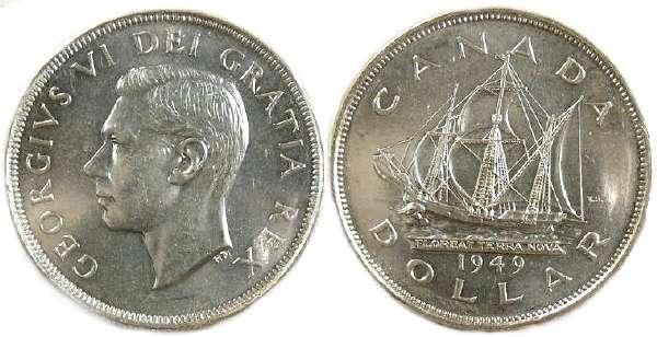 1999 Canadian Specimen Loonie $1.00