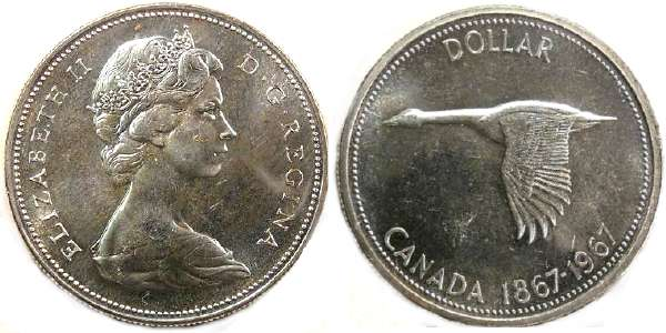 Canadian Dollar And Two Dollar Coins For Sale Calgary