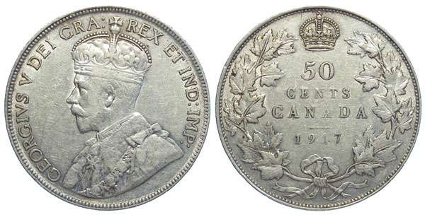 Canadian coins - Calgary Coin Gallery