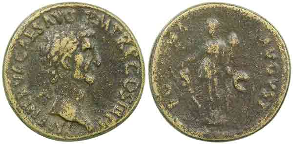 Fake ancient coin made by casting - Calgary Coin