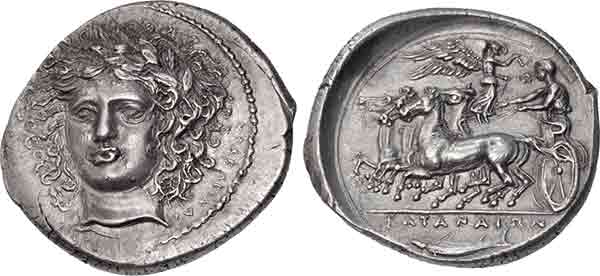 katane fake tetradrachm